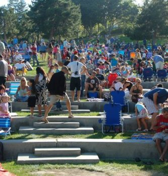 Image of Concert in the Park